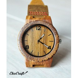 Wooden watch VERAWOOD WINTER COLLECTION 2016