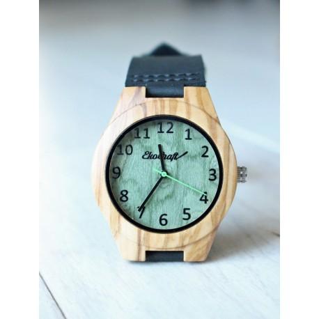 Damski drewniany zegarek HUMMINGBIRD