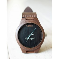 Wooden watch NIGHTJAR