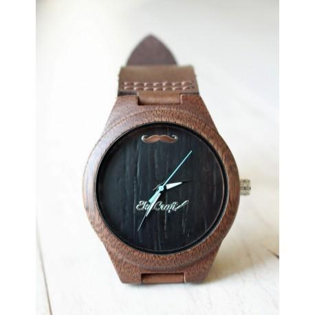 Drewniany zegarek NIGHTJAR