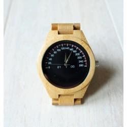 Drewniany zegarek FULL WOOD CAR