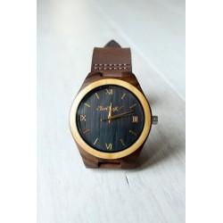 Drewniany zegarek YELLOWHAMMER