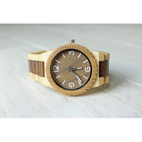 Drewniany zegarek ALBATROSS