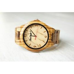 Wooden watch NIGHTINGALE