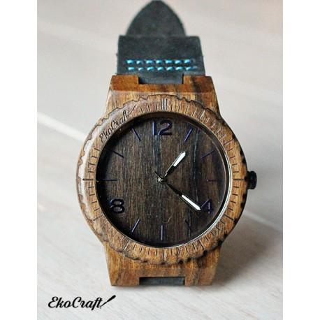Drewniany zegarek EBONY WINTER COLLECTION 2016