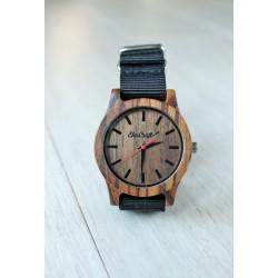 Wooden watch REDHEAD
