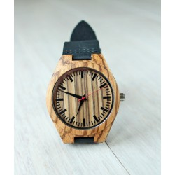 Drewniany zegarek AGAPORNIS