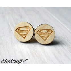 Cufflinks SUPERMAN