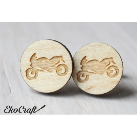 Cufflinks MOTORCYCLE
