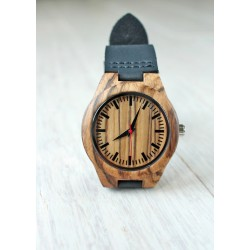 Drewniane zegarek AGAPORNIS MINI