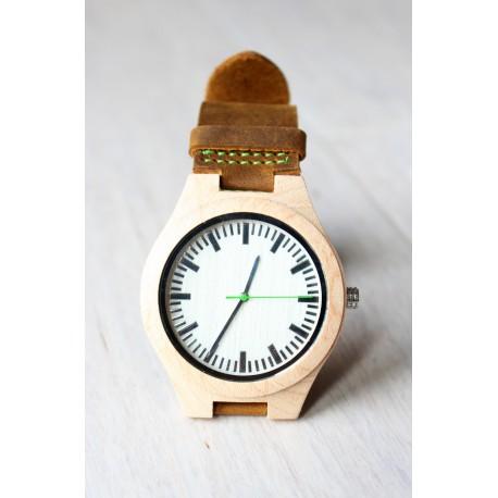 Drewniany zegarek MAPLE CLASSIC