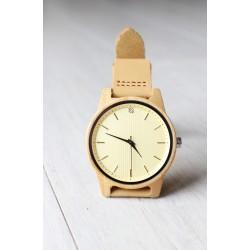 Drewniany zegarek NATURAL ZIRCON women