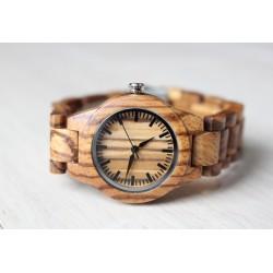 Damski drewniany zegarek WOODEN DREAM