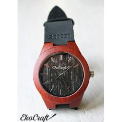 Drewniany zegarek DOUBLE SANDAL WOOD women