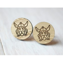 Cufflinks VIKING