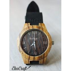 Women wooden watch SWALLOW