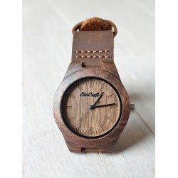 Women wooden watch SISKIN