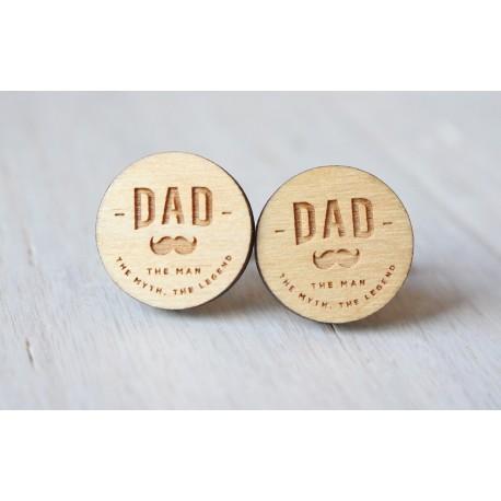 Spinki do mankietów DAD