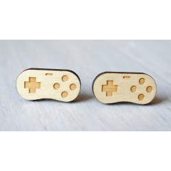 Cufflinks GAMEPAD