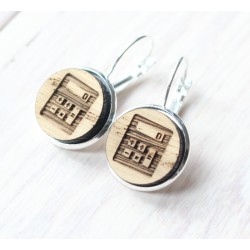 Wooden earrings Calculator