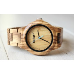 Women wooden watch FULL WOOD serie