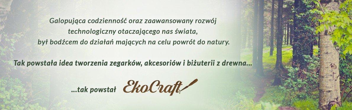 Biżuteria ekologiczna